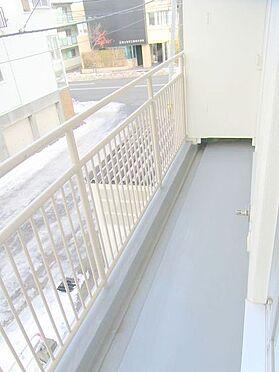 マンション(建物一部)-札幌市豊平区中の島二条2丁目 バルコニー