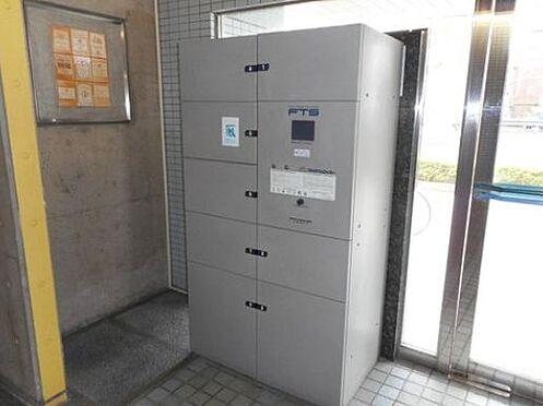 マンション(建物一部)-神戸市長田区大橋町3丁目 便利な宅配ボックス