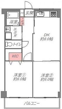 マンション(建物一部)-神戸市東灘区本山南町6丁目 ゆったりと使える2DK