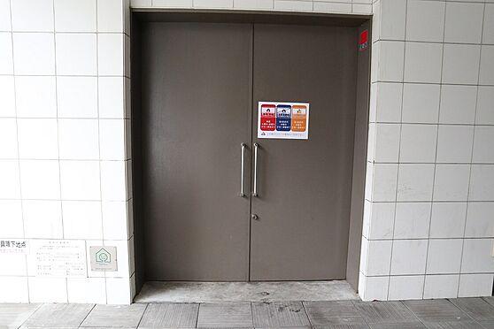 区分マンション-福岡市中央区平尾3丁目 敷地内ごみ置き場
