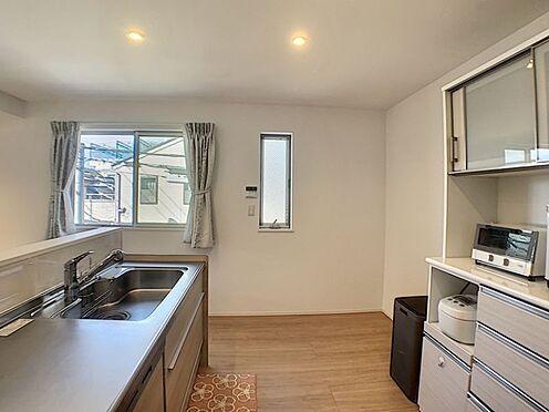 中古一戸建て-名古屋市千種区山添町2丁目 大切な時間を家族と過ごせる、ビルトイン食器洗機のあるキッチン。
