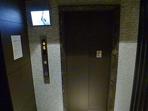 マンション(建物一部)-大阪市淀川区十八条1丁目 セキュリティに配慮されたエレベーター