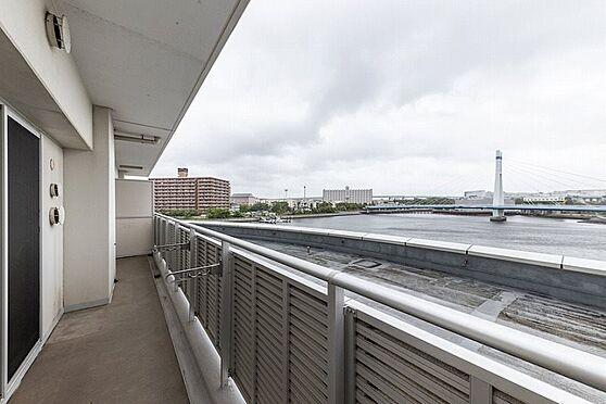 中古マンション-江東区東雲1丁目 バルコニーからの眺望写真