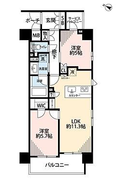 マンション(建物一部)-横浜市中区寿町1丁目 南西・東南角住戸につき、陽当り良好