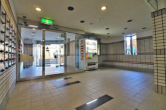 区分マンション-仙台市若林区東八番丁 エントランス