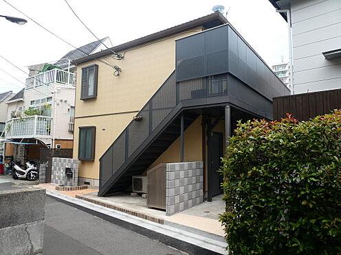 アパート-新宿区四谷坂町 外観