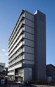 区分マンション-大阪市北区長柄東3丁目 スタイリッシュな外観