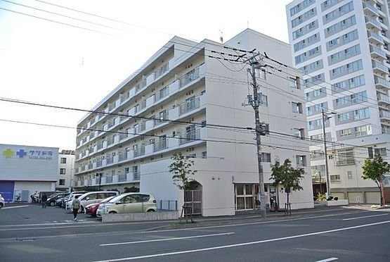 マンション(建物一部)-札幌市豊平区中の島二条2丁目 外観(東側)