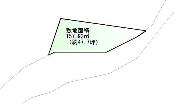土地-仙台市青葉区水の森3丁目 区画図