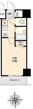 区分マンション-世田谷区松原1丁目 間取り