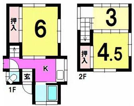 アパート-江戸川区上篠崎3丁目 上篠崎3丁目戸建・ライズプランニング