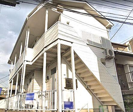 アパート-横浜市神奈川区神之木台 外観