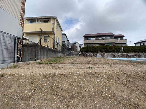 土地-豊田市大島町片平 ここにお庭を作って、駐車場を作って、お部屋は・・と考えるのはわくわくしますよね♪