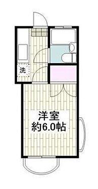 アパート-茅ヶ崎市十間坂3丁目 間取り