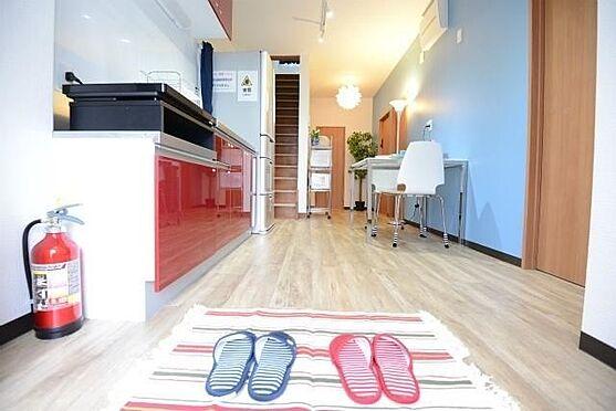 アパート-足立区入谷7丁目 キッチン