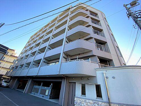 中古マンション-横浜市中区本牧町2丁目 総戸数42戸の7階建てのマンション