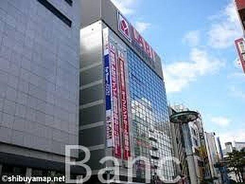 中古マンション-渋谷区円山町 ヤマダ電機LABI渋谷 徒歩8分。 590m