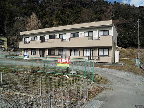 アパート-いわき市仁井田町寺前 外観