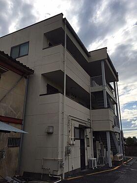 アパート-佐野市久保町 2DK×6戸、店舗×3戸