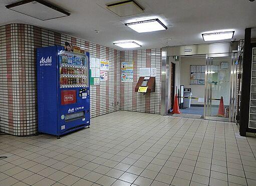 マンション(建物一部)-京都市下京区富永町 防犯性にも配慮したエントランス