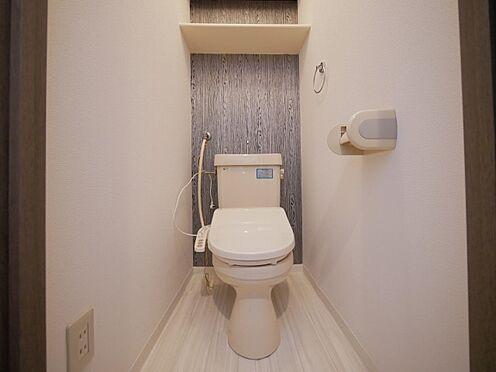 マンション(建物一部)-札幌市北区北十三条西3丁目 トイレ