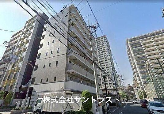 区分マンション-大阪市北区松ケ枝町 外観