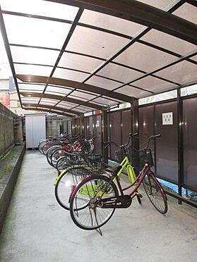 マンション(建物一部)-新宿区歌舞伎町2丁目 駐輪場