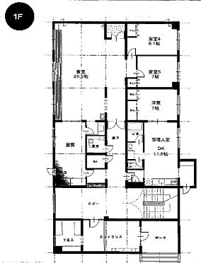店舗・事務所・その他-横浜市保土ケ谷区岩井町 間取り