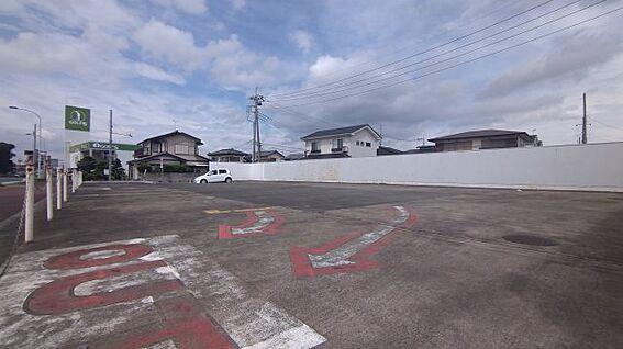 店舗(建物全部)-水戸市千波町 駐車場