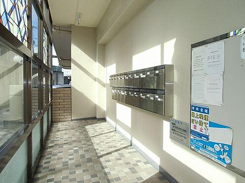 マンション(建物一部)-神戸市西区押部谷町木幡 日当たり良好なエントランス。
