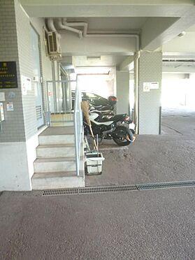 マンション(建物一部)-八王子市長房町 バイク置き場