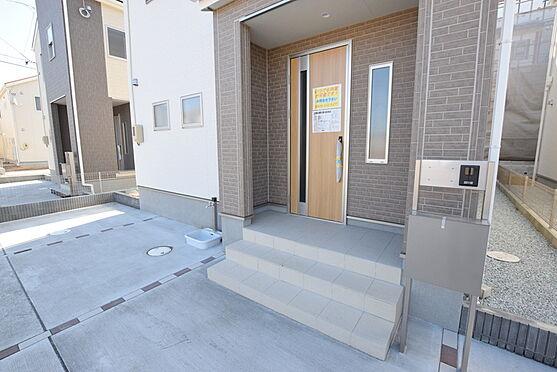 新築一戸建て-仙台市太白区富沢字宮崎 玄関
