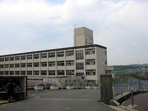 中古一戸建て-神戸市垂水区清玄町 神戸市立桃山台中学校