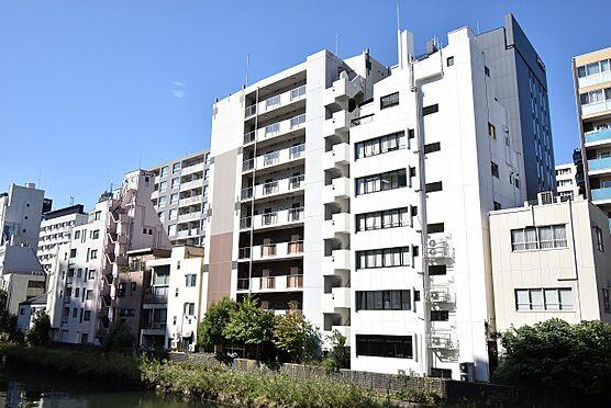 中古マンション-中央区日本橋茅場町3丁目 亀島川のほとりににたたずむリバーサイドマンション