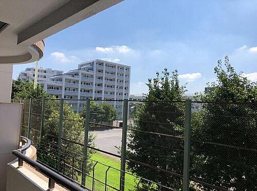 中古マンション-世田谷区太子堂1丁目 バルコニー