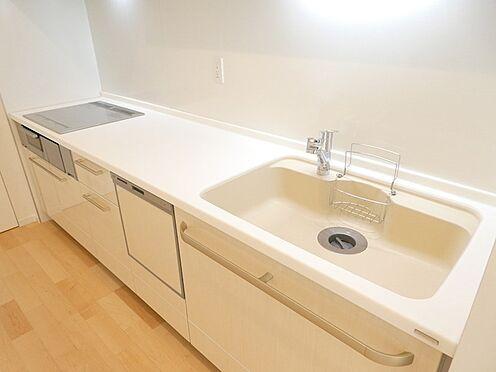中古マンション-中央区晴海2丁目 食洗機付キッチン
