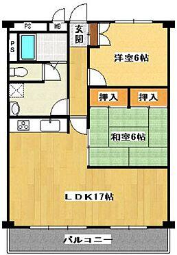 マンション(建物一部)-神戸市垂水区舞子坂3丁目 間取り