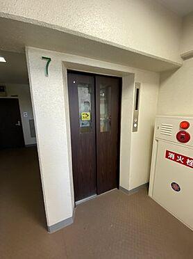 区分マンション-豊島区巣鴨3丁目 エレベーター