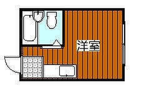 アパート-墨田区八広1丁目 間取り