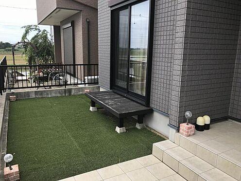 中古一戸建て-西尾市米津町蔵屋敷 植栽が楽しめる専用庭付き!