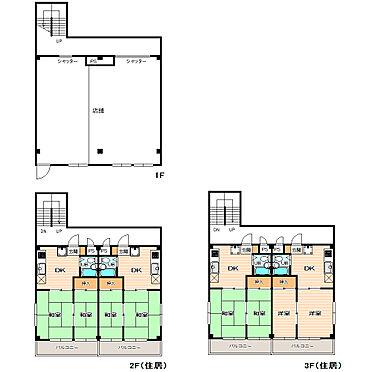店舗付住宅(建物全部)-千葉市若葉区桜木8丁目 店舗付きのファミリー物件