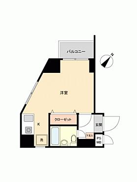 マンション(建物一部)-日野市平山3丁目 間取り