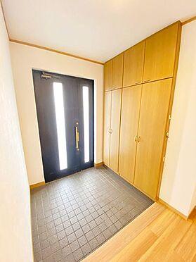 中古一戸建て-岡崎市真福寺町字落合 開放感のある広い玄関