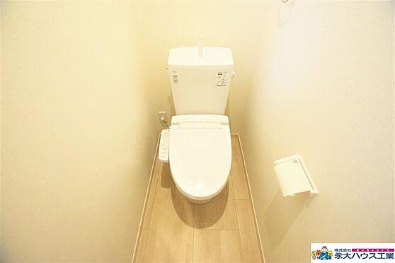 戸建賃貸-仙台市青葉区郷六字宮 トイレ