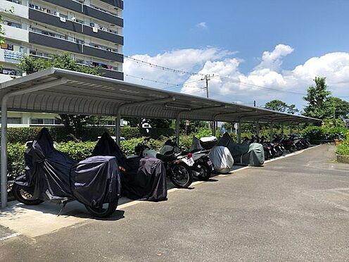 中古マンション-横浜市戸塚区深谷町 敷地内バイク置場