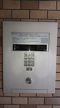 中古マンション-鴻巣市三ツ木 オートロックでセキュリティー安心
