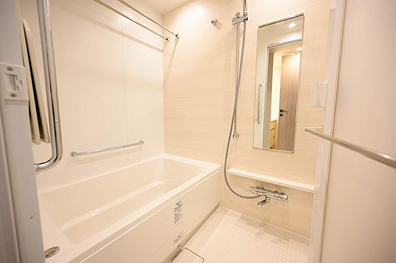 中古マンション-渋谷区神宮前2丁目 浴室(1317サイズ)