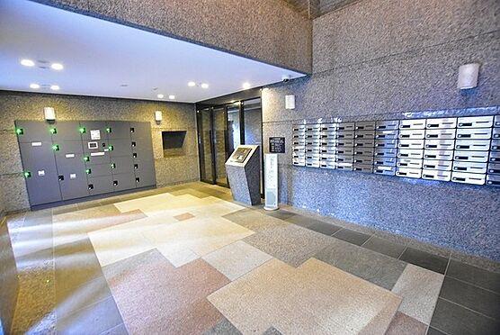 マンション(建物一部)-川崎市高津区末長4丁目 エントランス