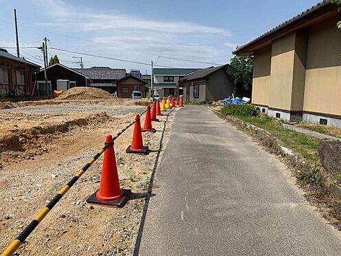 土地-愛知郡東郷町大字春木字市場屋敷 ライフラインは引込み済みです!(上下水道)