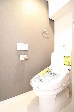 中古マンション-中野区弥生町5丁目 トイレ
